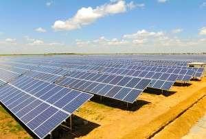 солнечных электростанций